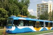 nové tramvajové vozidlo typu VarioLF3/2