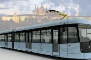 new tramcar EVO2