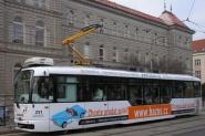 modernisation of tram T3 onto VarioLFR.EE