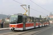 modernisation of tram KT8D5 onto KT8D5.RN2P