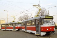 modernisation of tram T3 onto T3R.EV