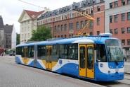 nové tramvajové vozidlo typu VarioLF2
