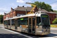nové tramvajové vozidlo typu VarioLF2+